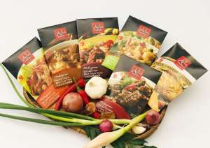 World class Asian food sauces in retail pack